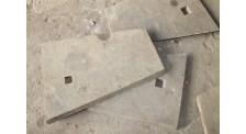 高锰钢边护板