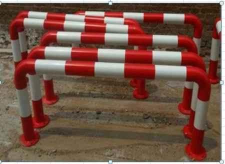 山东铁质喷漆防撞柱|铁质喷漆防撞柱价格