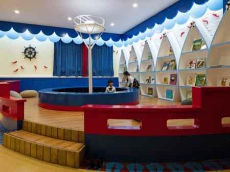 幼儿园室内设计公司
