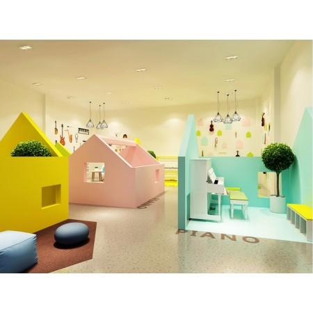 儿童空间设计效果图