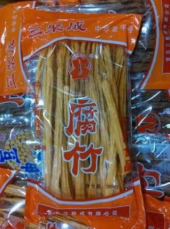 山东黄豆腐竹价格