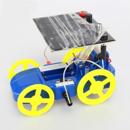 可行驶的太阳能小车科技馆