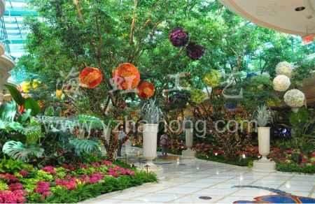 酒店景观装饰设计