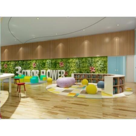 北京生态幼儿园设计效果图