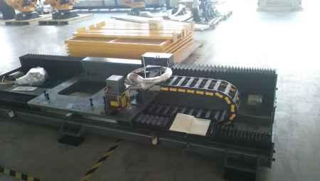 南京机器人行走轴供应