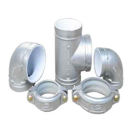 山东衬塑沟槽管件供应厂家