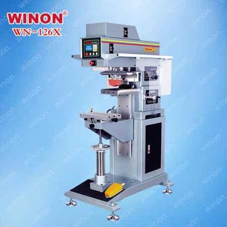 200型单色移印机