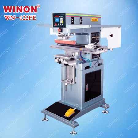 油盅横走式单色移印机