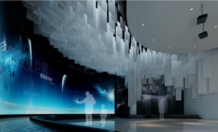 智慧城市展厅展馆