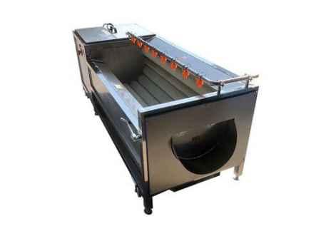 潍坊蔬菜清洗流水线生产供应厂家