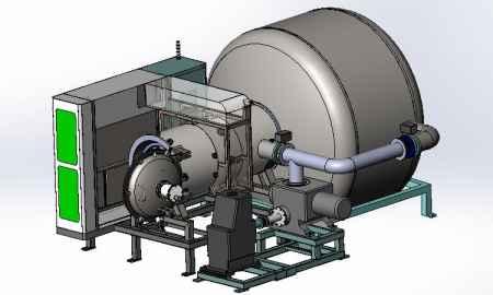 气相沉积制粉量产真空炉供应商