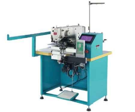 窗帘折褶自动缝制机