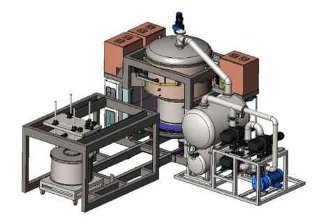深圳特殊材料脱水脱氧还原反应烧结真空炉采购