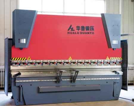 WS67K、2-WS67K电液伺服数控板料折弯机